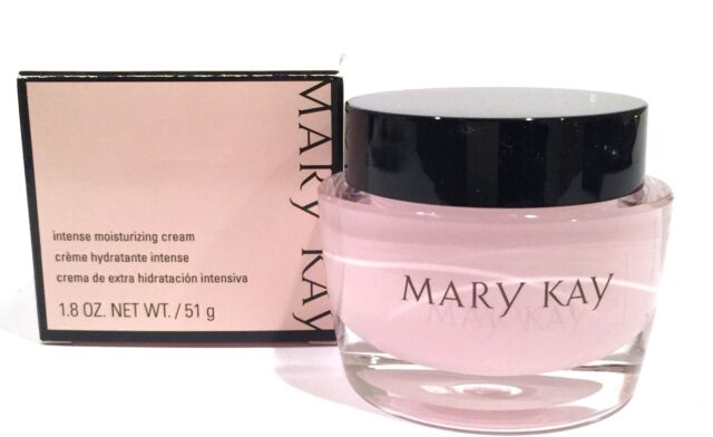 MARY KAY INTENSE MOISTURIZING CREAM~FULL SIZE JAR~FOR DRY SKIN~FREE U.S. SHIP!