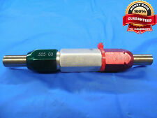 5250 Amp 5370 Pin Plug Gage Go No Go 5313 0063 Undersize 1732 13335 Mm 525