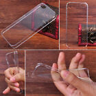 New For Apple iPhone 5SE Thin Transparent Clear Back Hard Case Cover Skin New