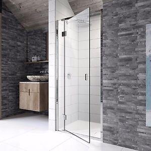 Kudos Pinnacle8 Hinged Door Shower Enclosure 8mm Glass