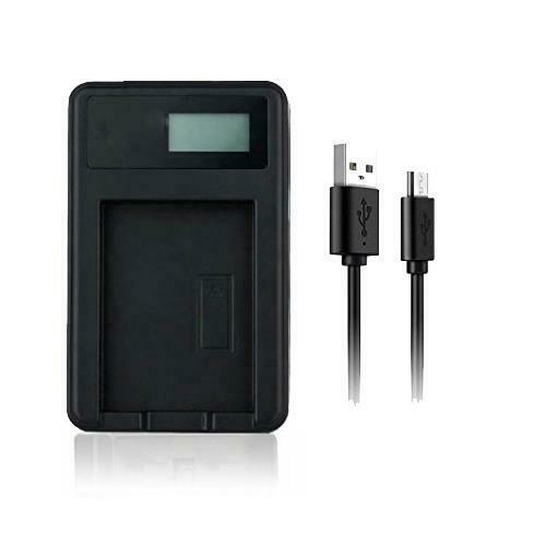 USB Battery Charger EN-EL5 For Nikon Coolpix P5000 4200 P100 Digital Camera