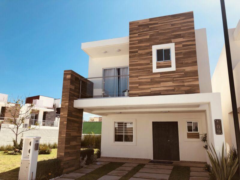 Estrena casa en la mejor zona residencial de Pachuca