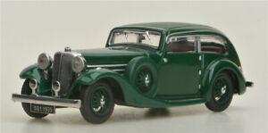 Gfcc-1-43-1935-Jaguar-SS1-Airline-Juguetes-Aleacion-Coche-Modelo-del-Coche-Vintage-4300-Verde