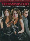 Terminator Sarah Comp Second SSN 0883929077571 With Lena Headey DVD Region 1