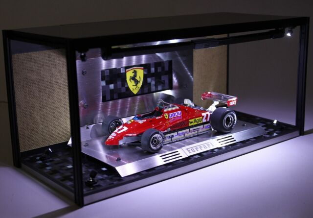 Caja vitrina para los modelos 1:18 Exclusiv Cars
