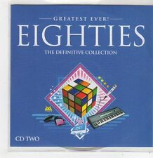 (FF780) Greatest Ever Eighties, Disc 2 Only - 2006 CD