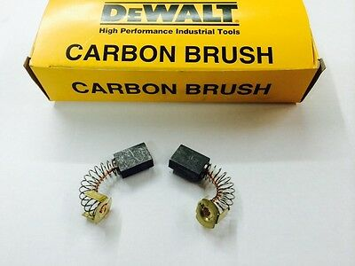 DW870 Chop Saw Electric Tools 1 pair Replacement Part 791054-00 Motor Carbon Brushes Black /& Decker Power Tools DW874 for DeWalt Power Tools