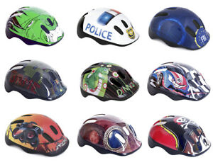 2407a2e4c78 KIDS CHILDRENS BOYS GIRLS CYCLE SAFETY HELMET BIKE BICYCLE SKATING ...