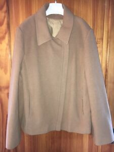 Ladies camel coat marks and spencer