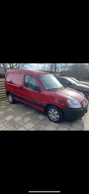 Citroën Berlingo, 2,0 HDi Multispace, Diesel, 2005, km…