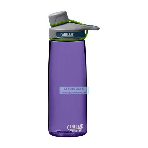 CamelBak BPA Free Chute Water Bottle 0.75L Brian Indigo Sports Water Bottle