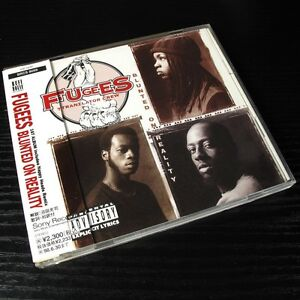 Details about Fugees - Blunted On Reality JAPAN CD W/OBI SRCS-8059 #M01*