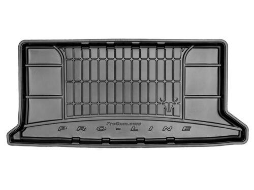 Premium Gummi Kofferraumwanne mit Organizer für Ford Ka 2 II 2008-2016