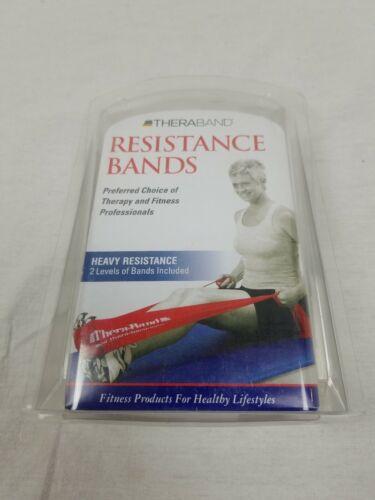 Thera-Band-Bandes de résistance-lourd résistance 2 niveaux de bandes inclus!!!