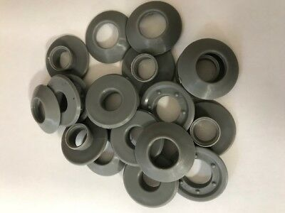 10pc Self Sealing Snap Eyelets for Groundsheet Tarpaulin Self Sealing Grommets