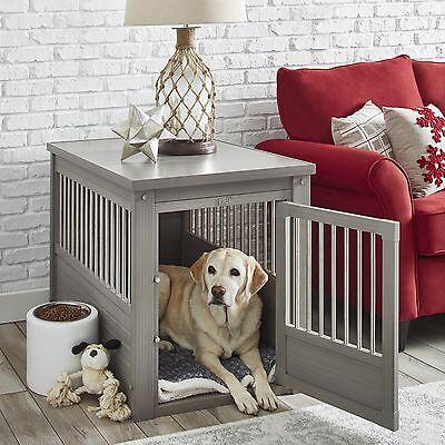 New Age Pet Habitat 'n Home InnPlace Furniture Pet Crate