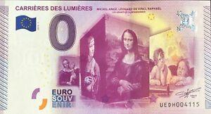 Rational Geldschein Karriere Der Lumen Frankreich 2015-1 Nummer Verschiedene 100% Original