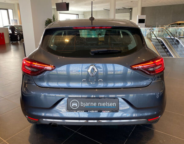 Renault Clio V 1,0 TCe 100 Intens billede 2