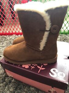 Chestnut WINTER BOOTS