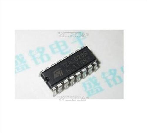 10Pcs Amplifier TEA2025B Stereo Audio New Ic oa