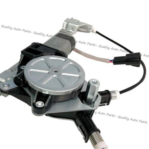 For Hummer H2 Quality Power Window Regulator and Motor Front Left Side Driver
