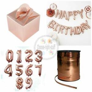 ROSE-GOLD-FOIL-BALLOONS-CAKE-BOX-BALOON-WEIGHT-HAPPY-BIRTHDAY-FOIL-BALLON