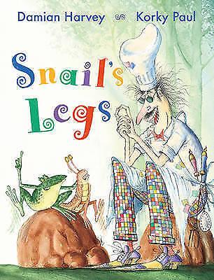Snail'S Legs by Damian Harvey (Paperback, 2015)