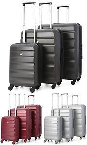Aerolite-cascara-dura-ABS-ligero-4-ruedas-con-maleta-3-piezas-Conjunto-de-equipaje