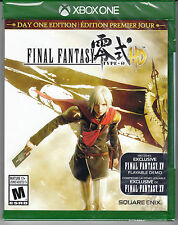 Final Fantasy Type-0 HD -- Day One Edition Xbox One *NEW*