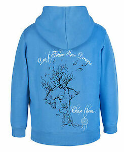 HEELS-DOWN-CLOTHING-DREAM-COLLECTION-HOODIE-CHASE-THEM-DESIGN