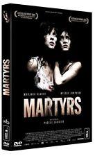 """DVD """"MARTYRS """"  NEUF SOUS BLISTER"""