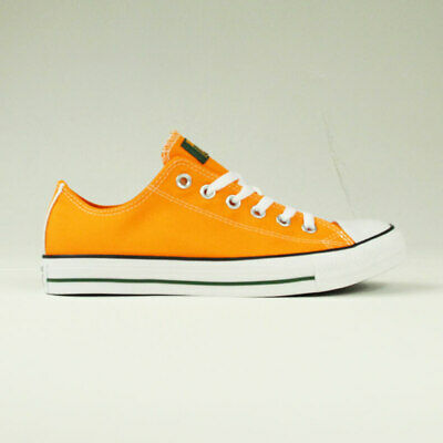 Converse All Star Ox Low Shoes Ss19 Trainers New In Orange Uk Size 4,5,6,7,8.9 ZuverläSsige Leistung