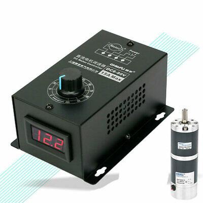 1pcs New DC Motor speed controller 6v-90v General Purpose Correct PWM Modula 15A