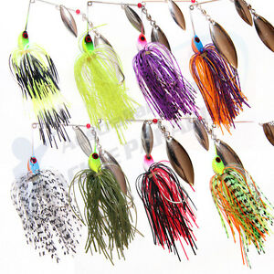 Spinnerbait-Spinner-Bait-Baits-Fishing-Lures-Buzz-Bass-Yellowbelly-Cod-Perch