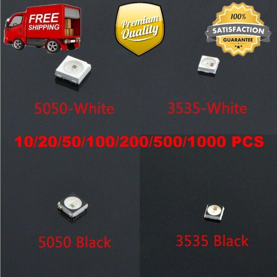 SK6812 WS2812B Led Rgb Digital 5050 3535 5V blancoo Negro Detective Comics a todo Color para el hogar