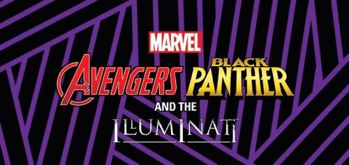 # 008  Nakia COM Heroclix Black Panther and /& the Illuminati