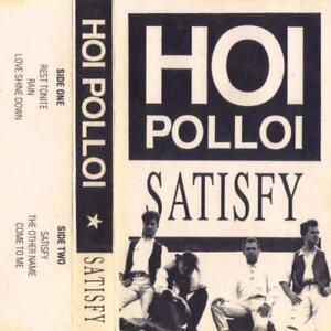 HOI-POLLOI-Used-Tape-1990-Demo-Private-Christian-Alternative-Rock-Indie