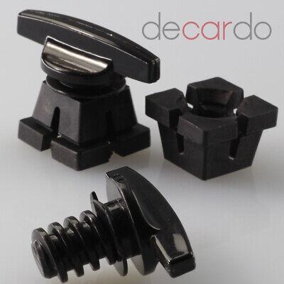 Bordwerkzeug Gewindeeinsatz Werkzeugkasten Kofferraum Clip für BMW E34 E39 *NEU*