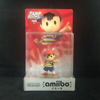Nintendo Super Smash Bros Wii U Ness Amiibo (japanese Version)