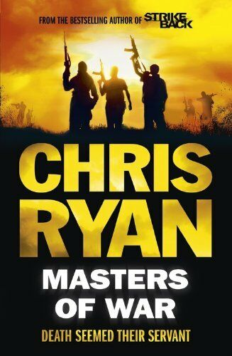 1 of 1 - Masters of War By Chris Ryan. 9781444706499