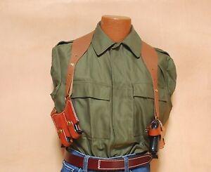 Triple-K-Leather-Shoulder-Holster-GLOCK-17-19-22-23-26-27-Factory-Blemish