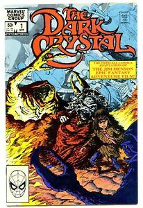The-Dark-Crystal-1-9-4-or-Better-Marvel-Comic-Jim-Henson-1983-Please-Study-Scas