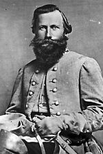 New 5x7 Civil War Photo: CSA Confederate General James Ewell Brown 'JEB' Stuart