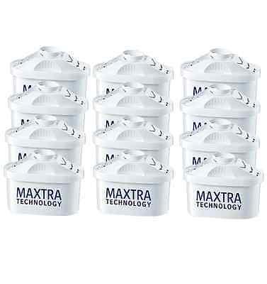 (1Stck=3,82 EURO) 12 BRITA MAXTRA WASSER FILTER KARTUSCHEN KAFFEEMASCHINE WASSER
