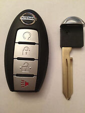 OEM Nissan 2016 to 2017 Keyless Entry Smart Remote - KR5S180144014 W/ UNCUT KEY