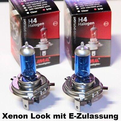 2x LIMA H7 Xenon Look 24V LKW 70W Halogen Lampe SUPER WEISS