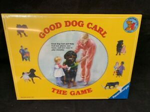 Good-Dog-Carl-The-Game-1999-Ravensburger-NEW-Factory-Sealed