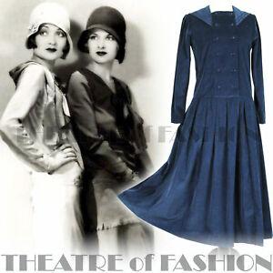 Robe Vintage 20 S 30 S Gatsby 40 S Mariage Laura Ashley 50 S Victorian Sailor Vamp Ebay