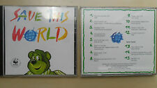 VA/Save this world 1994 Gary Lux, Marc Berry, VSOP 15 Tracks Austria/CD