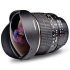 Walimex Pro 8 mm F/3.5 MF Objektiv